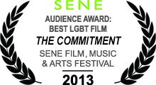 Audience Award: Best LGBT Film - SENE Film, Music & Arts Festival - 2013