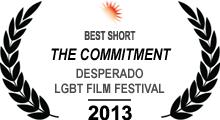 Best Short - Desperado LGBT Film Festival - 2013