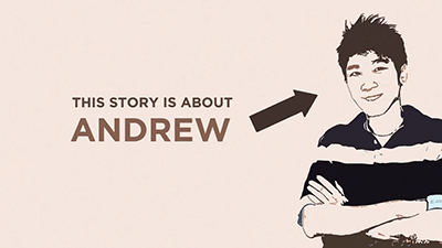 This Story Is About Andrew.