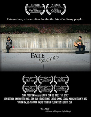 Fate Scores Poster