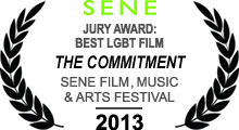 Jury Award: Best LGBT Film - SENE Film, Music & Arts Festival - 2013