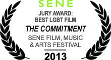 Jury Award: Best LGBT Film - SENE Film, Music & Arts Festival - 2013