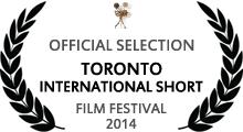 Official Selection - Toronto International Film Festival, 2014