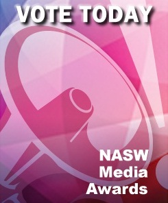 Vote Today | NASW Media Awards