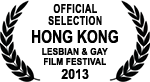 Official Selection - Hong Kong Lesbian & Gay Film Festival - 2013