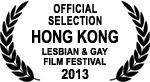 Official Selection - Hong Kong Lesbian & Gay Film Festival - 2013